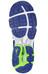 Mizuno Wave Rider 19 Running Shoes Men twilight blue/white/green gecko
